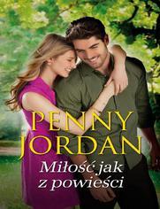 Miłość jak z powieści - Penny Jordan