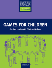 Games for Children - Primary Resource Books for Teachers - Lewis, Gordon; Bedson, Gunther