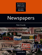 Newspapers - Resource Books for Teachers - Grundy, Peter