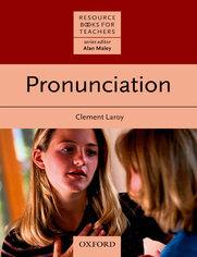 Pronunciation - Resource Books for Teachers - Laroy, Clement