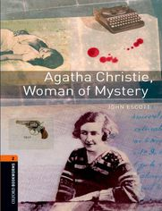 Agatha Christie, Woman of Mystery Level 2 Oxford Bookworms Library