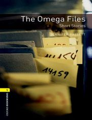 The Omega Files Short Stories Level 1 Oxford Bookworms Library