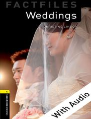 Weddings - With Audio Level 1 Factfiles Oxford Bookworms Library
