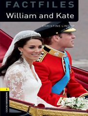 William and Kate Level 1 Oxford Bookworms Library