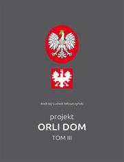 Projekt Orli dom 3