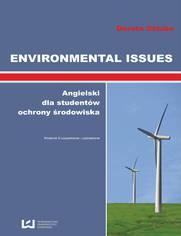 Environmental Issues. Angielski dla studentów ochrony środowiska