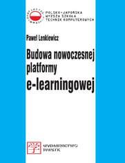 Budowa nowoczesnej platformy e-learningowej