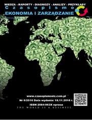 Czasopismo Ekonomia i Zarządzanie nr 6/2016