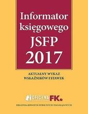 Informator księgowego jsfp 2017