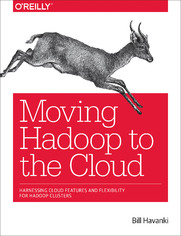 Moving Hadoop to the Cloud. Harnessing Cloud Features and Flexibility for Hadoop Clusters
