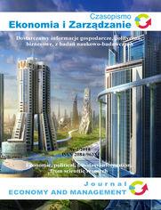 Czasopismo Ekonomia i Zarządzanie nr 2/2018 eprasa