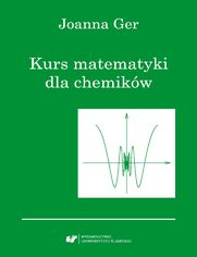 Kurs matematyki dla chemików. Wydanie szóste poprawione