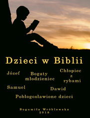 Dzieci w Biblii