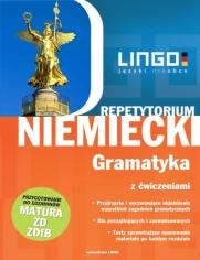 Niemiecki. Gramatyka z ćwiczeniami. Repetytorium