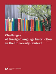 Challenges of Foreign Language Instruction in the University Context