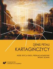 Denis Petau: Carthaginenses. Kartagińczycy