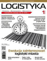 Czasopismo Logistyka 1/2018