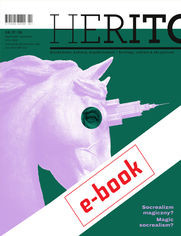 HERITO, nr 37-38: Socrealizm magiczny? - wersja polska E-BOOK