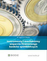 Instrumenty i mechanizmy wsparcia finansowego banków spółdzielczych