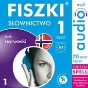 FISZKI audio  j. norweski  Słownictwo 1