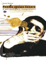 Poezja Josipa Severa w perspektywie muzyczności