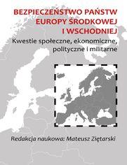 Bezpieczeństwo państw Europy Środkowej i Wschodniej. Kwestie społeczne, ekonomiczne, polityczne i militarne
