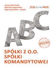 ABC spółki z o.o. Spółki komandytowej