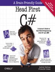 Ok�adka ksi��ki Head First C#