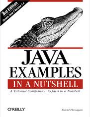 Ok�adka ksi��ki Java Examples in a Nutshell. 3rd Edition