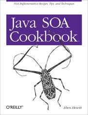 Ok�adka ksi��ki Java SOA Cookbook