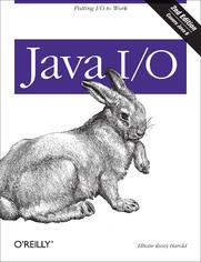 Ok�adka ksi��ki Java I/O. 2nd Edition