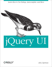 Ebook jQuery UI