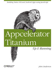 Ebook Appcelerator Titanium: Up and Running