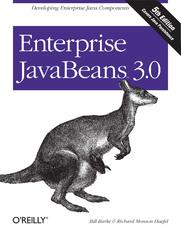 Ok�adka ksi��ki Enterprise JavaBeans 3.0. 5th Edition