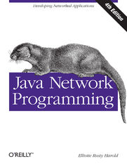 Ok�adka ksi��ki Java Network Programming. 4th Edition