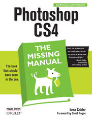 Ebook Photoshop CS4: The Missing Manual. The Missing Manual