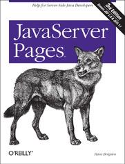Ok�adka ksi��ki JavaServer Pages. 3rd Edition