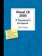 Ok�adka ksi��ki Visual C# 2005: A Developer's Not