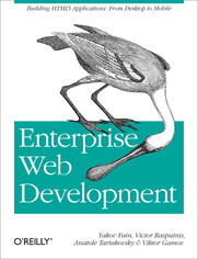 Ebook Enterprise Web Development. Building HTML5 Applications: From Desktop to Mobile