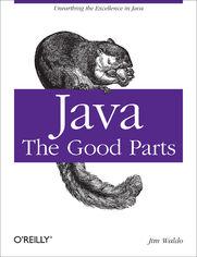 Ok�adka ksi��ki Java: The Good Parts