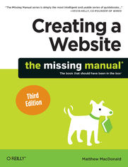 Ebook Creating a Website: The Missing Manual. 3rd Edition