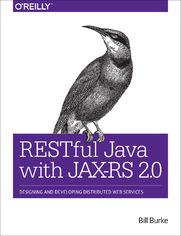 Ok�adka ksi��ki RESTful Java with JAX-RS 2.0. 2nd Edition