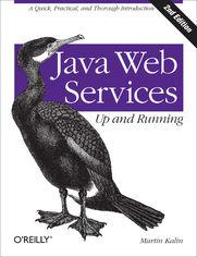 Ok�adka ksi��ki Java Web Services: Up and Running. 2nd Edition