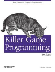 Ok�adka ksi��ki Killer Game Programming in Java