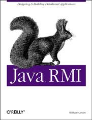 Ok�adka ksi��ki Java RMI