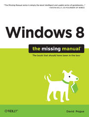 Ebook Windows 8: The Missing Manual