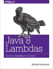 Ok�adka ksi��ki Java 8 Lambdas. Pragmatic Functional Programming
