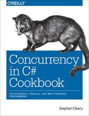 Ok�adka ksi��ki Concurrency in C# Cookbook