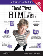 Ebook Head First HTML and CSS. 2nd Edition