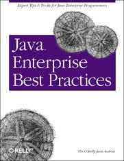 Ok�adka ksi��ki Java Enterprise Best Practices